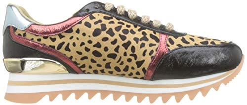 000 47637 Multicolor Mujer Para Gioseppo Zapatillas leopardo UYx18
