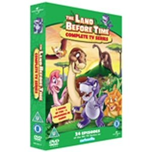 Amazon com: The Land Before Time: Complete TV Series [DVD