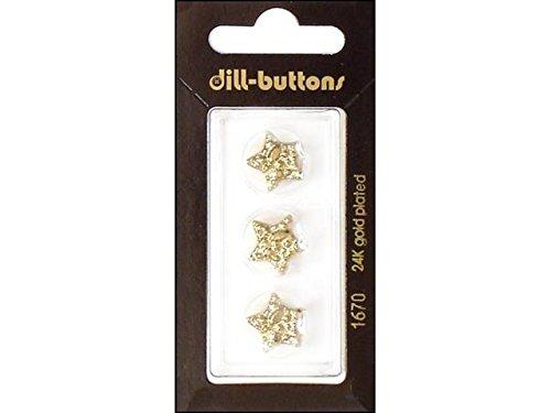 c Shank Star Gold (Gold Star Brads)