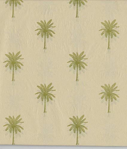 (Palm Trees Gift Tissue Paper-30 Sheets )