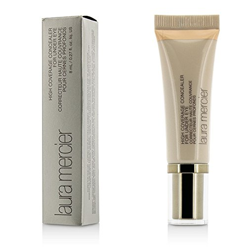 Laura Mercier High Coverage Concealer For Under Eye Shade 1.5 Full Size 8 mL/0.27 fl. Oz. In Retail Box by laura mercier