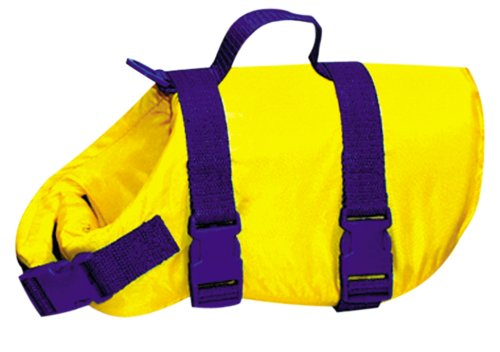 Pet Supply Imports Safegard Imported Life Jacket, Large, My Pet Supplies