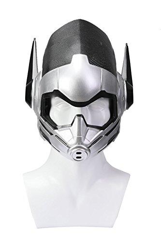 - Xcoser Ant-Man 2 Cosplay Wasp Sliver Full Head Helmet