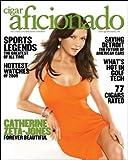 Cigar Aficionado: Catherine Zeta Jones (October 2009)