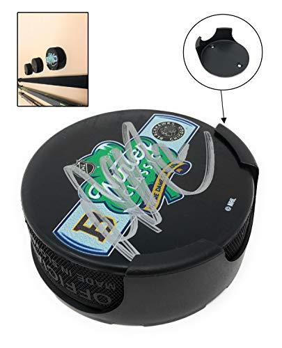 (SinBinShop.com Ice Hockey Puck Wall Display Mount)