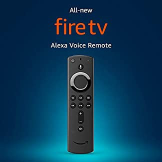 All-New Alexa Voice Remote with Power and Volume Control for Fire TV 41hfGVjNkXL