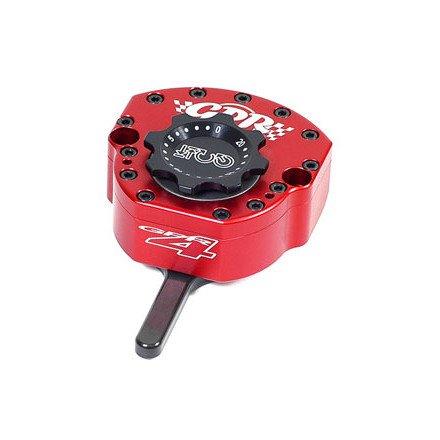 Gpr Stabilizer (06-07 YAMAHA YZF-R6: GPR V4 Steering Stabilizer (RED))