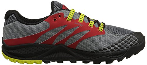 All Out Molten Mehrfarbig Bright Homme Yellow Chaussures Trail de Lava Charge Merrell agRwdd