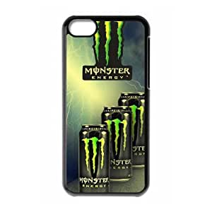 Unique Design Cases Ipod Touch 6 Cell Phone Case Black Monster Energy Tstbz Printed Cover Protector