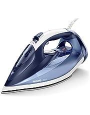 Philips Azur Ångstrykjärn - Bäst i test - Effektiv veckborttagning - 2500 W - Lätt att avkalka - Garanterat hög prestanda - GC4556 / 20