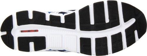 Asics Uomo Gel-blur33 Scarpa Da Corsa Bianco / Nero / Reale