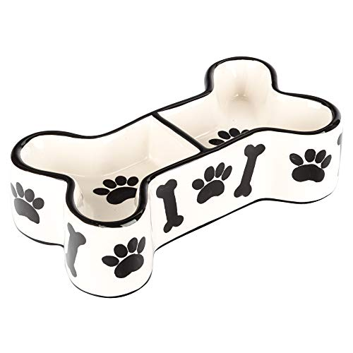 - Creature Comforts Ceramic Bowls and Dishes Collection - Extensive Selection of Beautiful, Stylish Water Bowl, Feeding Bowl, and Dishes for Dogs, Cats and Pets - Option to Customize and Personalize