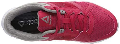 Fitness Trainette Donna Reebok Multicolore Grey rugged tin Scarpe 000 Rose Yourflex Da Mt 10 white F0gq8Yrq5
