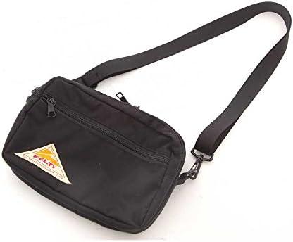 (ケルティ) レクタングル ジップショルダー Rectangle Zip Shoulder ショルダーバック 2592155 Black
