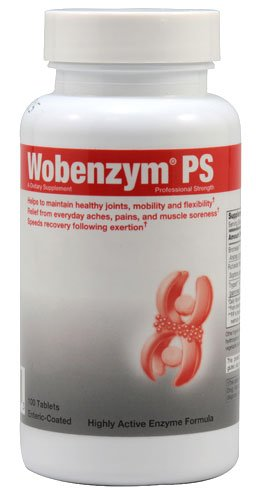 Wobenzym PS -- 100 Tablets - 3PC by Douglas Laboratories