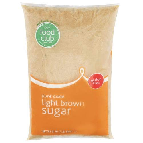 brown sugar to make crumb cake