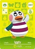 Iggly- Nintendo Animal Crossing Happy Home Designer Series 4 Amiibo Card -397