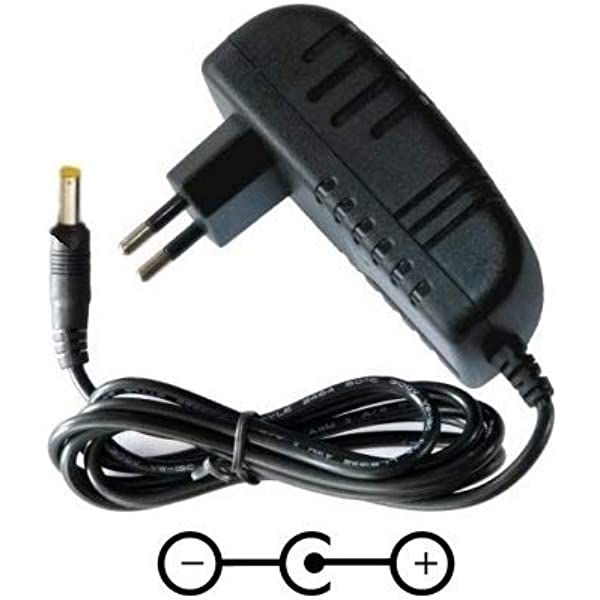 CARGADOR ESP ® Cargador Corriente 6V Compatible con Reemplazo Decodificador Movistar IMAGENIO Arris HDTV 00412815 Recambio Replacement: Amazon.es: Electrónica