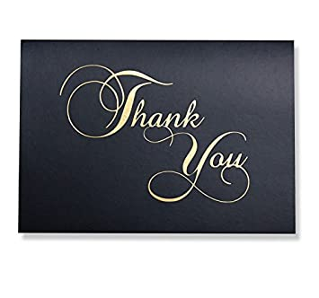 Amazon nakanda thank you cards pack of 100 bulk thank you nakanda thank you cards pack of 100 bulk thank you notes with self seal envelopes m4hsunfo