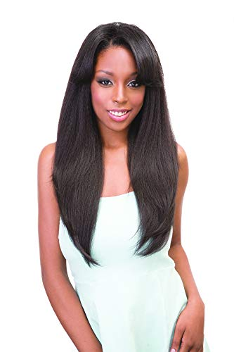 Janet Collection Retro Glam U-Type 1B Straight 22 Wig (FS1B/30)