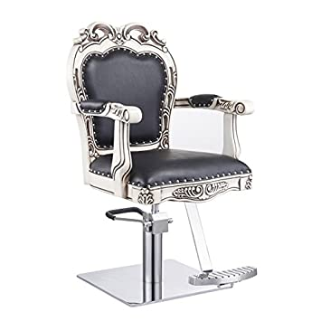 amazon com beauty salon styling chair victorian styled antique rh amazon com