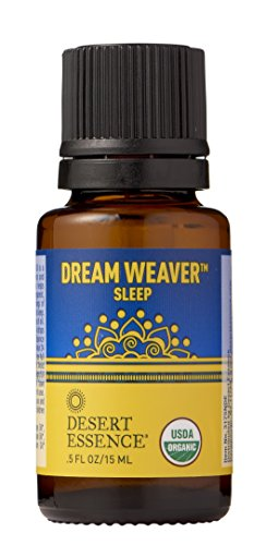 Desert Essence Essential Oil, Dream Weaver, 0.5 Fluid Ounce