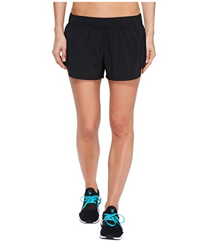 adidas Women's Running M10 ven Shorts, Black/Black, Small/3