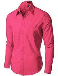 Pink Color Shirt For Men