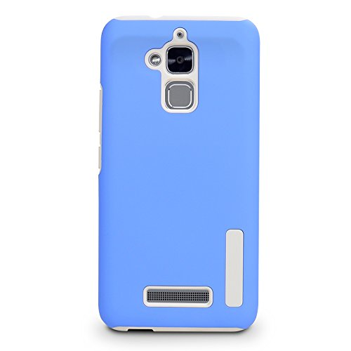 Slim Armor TPU Case for Asus Zenfone 2 (Blue) - 4