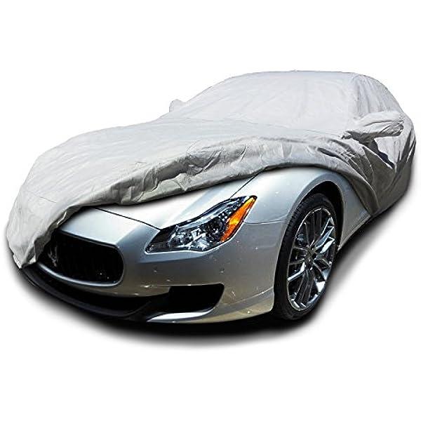 Maserati Quattroporte V 2004-2012 SuperSoftPRO Indoor Car Cover