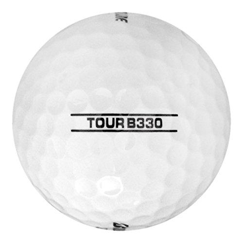 96ブリヂストンツアーb330 – 値(AAA)グレード – リサイクル(used)ゴルフボール   B0746BSBCX
