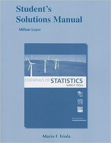 Amazon. Com: essentials of statistics: books a la carte edition.