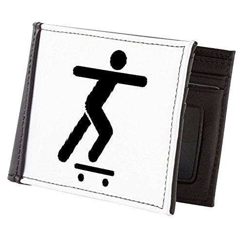 Truly Truly Skater Teague Billfold Men's Symbol Wallet Teague Traffic Skateboard Z5TPr5nq0