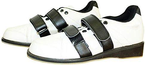 Amber Crossmaxxe Herren V1.0 Olympic Power Lifting Schuhe, perfekt für Gewichtheben, Kniebeugen oder Crossfit