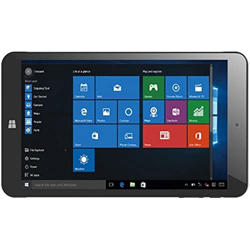 KOCASO 8 Inch Windows 10 HD Tablet PC Computer (1.8GHz Quad Core Intel Processor, 1GB RAM, 16GB Internal Storage, 800x 1280 HD IPS Coupons