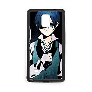 Samsung Galaxy Note4 N9108 Phone Case Cartoon Black Butler Protective Cell Phone Cases Cover DFH077707