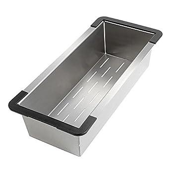 Reginox fregadero de cocina Colador Escurridor accesorios ...