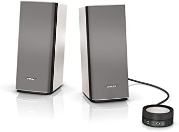 Bose Companion 20 Multimedia Computer Speaker System