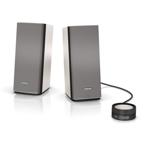 - Bose Companion 20 Multimedia Speaker System