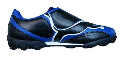 Puma V3.08 TT Mens Leather Astro Turf Soccer Sneakers Black HBXx9NGK