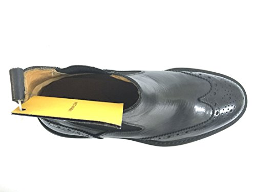 Scarpa In Made Carbone Vibram Exton Uomo Italy Fondo 9053 Pelle Beatles 1wnnP7xFq