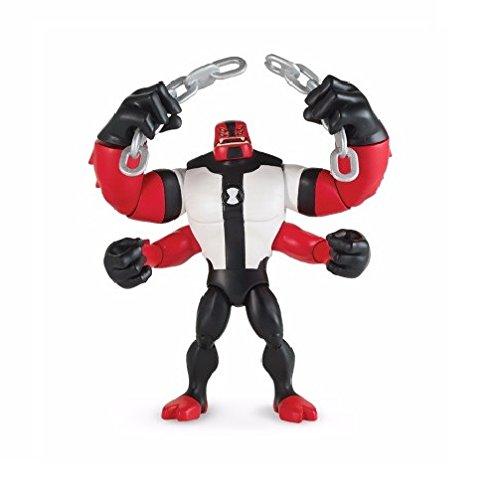 Ben 10 70740401 Actionfiguren Krake (Four Arms) Spielfiguren, 12 cm Giochi Preziosi BEN00710