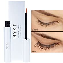 New NYK1 Lash Force Intense Eyelash Lash Growth Serum for Extreme Length & Volume Brows and Lashes. Extra Fill 8ml size m2.