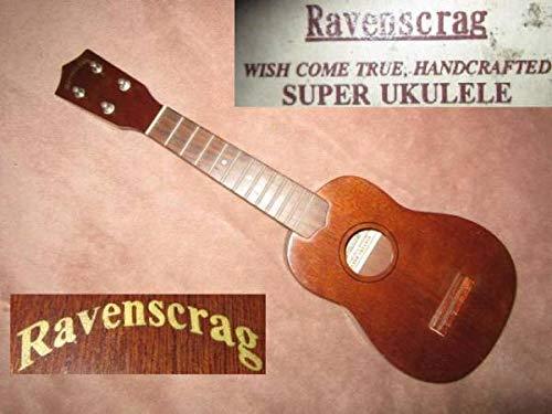 Ravenscrag ウクレレ   B07PXZM16Z