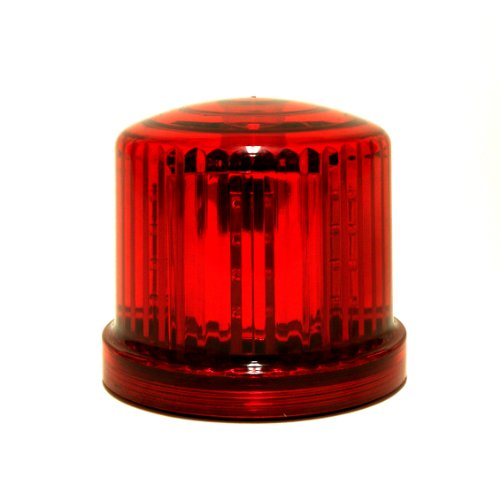 Fortune PL-300RJ Battery Powered Ultra Bright LED Standard Police Beacon, 5