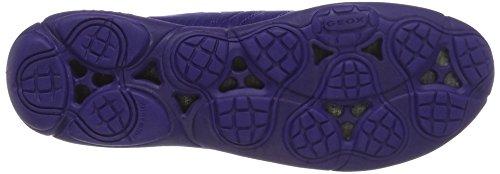 Azul Zapatillas dk Nebula Geox G D Mujer Violetc8019 Para wqPYntAxO