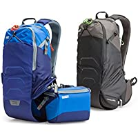 MindShift Rotation 180 Trail Backpack for Compact DSLR and Mirrorless Camera, Tahoe Blue