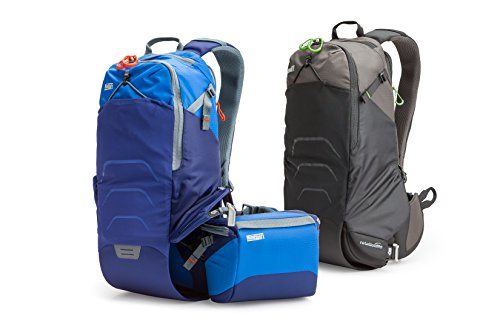 MindShift Rotation 180 Trail Backpack for Compact DSLR and Mirrorless Camera, Tahoe Blue by Mindshift