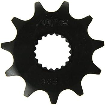 Sunstar 36412 12-Teeth Front Sprocket for Polaris