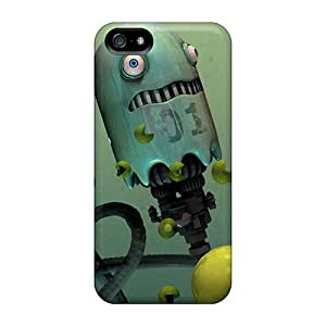 Grace's Favor For Iphone 5C Phone Case Cover Well-designed Hard Pacman Protector